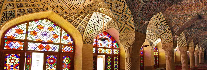 séjour en Iran