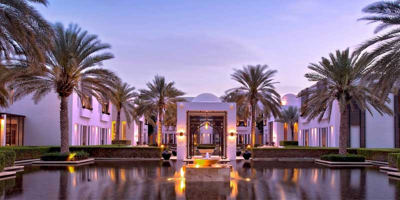 vacances à Oman
